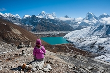 Everest Region In Nepal