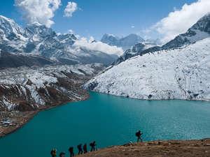Everest Base Camp & Goyko Lakes 18 Days Photos