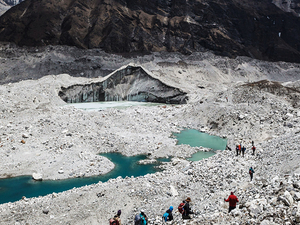 A Week's Nepal Hiking For Joinig Trekkers Available Photos