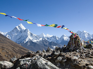 Mt. Everest View 11 Days Trek Photos