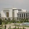 Exhibition Center Ashgabat