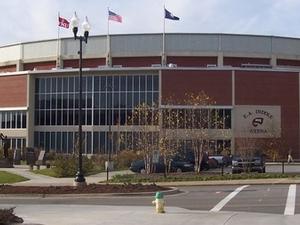 E. A. Diddle Arena