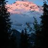 Northern Face Of Eagle Peak