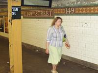 East 149th Street IRT Pelham Line Station