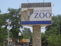 San Antonio Zoo And Aquarium