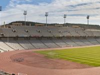 Barcelona Olympic Stadium