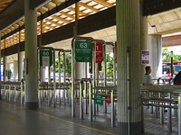 Eunos Bus Interchange