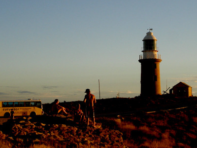 The Vlamingh Head Lighthouse