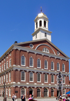 Faneuil Hall Boston