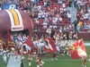Redskins Game At FedEx Field