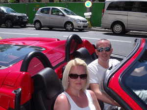 Ferrari Sports Car Experience from Nice Photos
