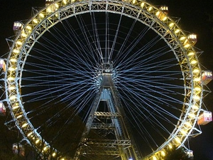 Vienna Night Tour Including Ferris Wheel Ride and Dinner In a Wine Tavern Photos