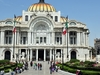 Fine Arts Palace In Mexico City