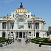 Fine Arts Palace - Mexico City