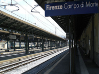 Firenze Campo di Marte Railway Station