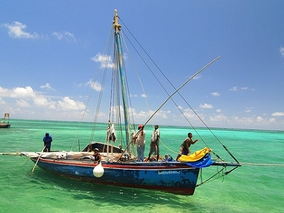Fishing In Belize