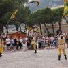 Flag Dance In Carnival - Monaco