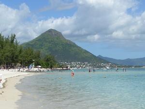 Flic-en-Flac Beach