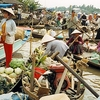 Floating Market - Vietnam