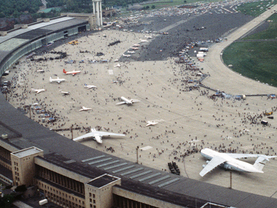 Tempelhof International Airport