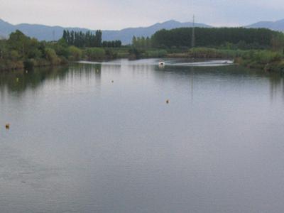 Fluvia River
