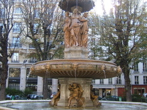 Fontaine Louvois