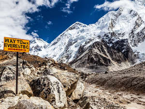 Everest Base Camp Trek 12 Days Photos