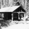Ford Creek Patrol Cabin - Glacier - USA