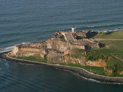 Castillo San Felipe del Morro