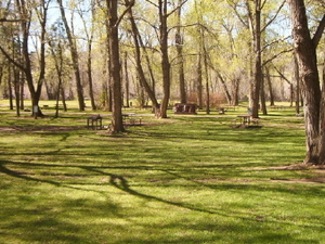 Fort Ponderosa Campground
