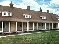 Fort Yellowstone Troop Barracks