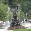 Fountain By The Opera
