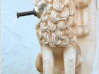 Fountain of la Piedra Escrita