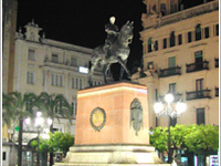 Fountain of la Plaza de las Tendillas