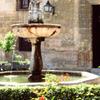 Fountain of la Plaza de San Andres
