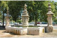 Fountain of la Plaza del Cristo de Gracia