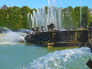 Versailles Gardens Ticket: Summer Opening Fountains Show Photos