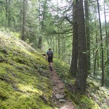 Fourth of July Trail