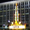 Fox Detroit Marquee Nightshot