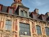 The Facade Of The 'Vieille Bourse'