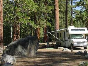 Fraser Flat Campground