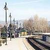 Fremont Amtrak Station
