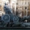 Fuente De Cibeles - Madrid