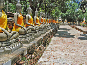 Full Day Ancient Ayutthaya By River Cruise Photos