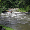 Full Day Ayung River White Water rafting