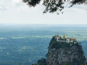 Full Day Excursion To Sale And Mount Popa From Hotel Inside Bagan City Only Photos