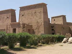 Full day visit High Dam, unfinished Obelisque & Philae Temple Photos