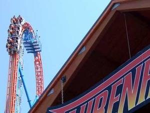 Fahrenheit Roller Coaster