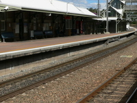 Fassifern Railway Station