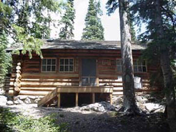 Fern Lake Patrol Cabin
